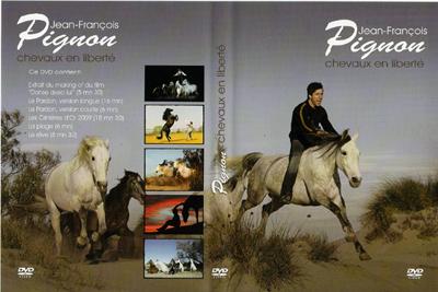 DVD : Jean-François Pignon - Chevaux en liberté
